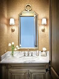 powder room lighting gold powder room wallpaper with light brown washstand powder room lighting houzz powder room lighting