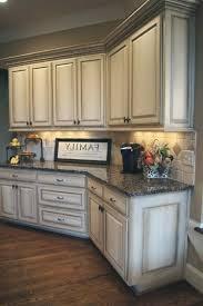 elegant antique white glazed kitchen cabinets top regarding decor replacement cabinet doors