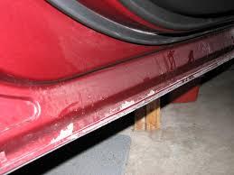 2010 Chevrolet Equinox Rust Spots: 8 Complaints