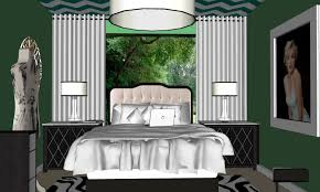 Marilyn Monroe Bedroom Ideas Design Decoration At Original Exterior Wall. «