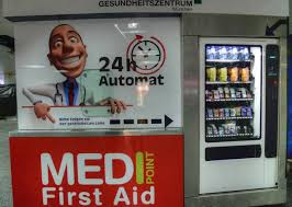 First Vending Machine Dispensed Awesome German Vending Machines Home Schnitzelbahn Food Travel And
