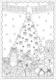 Beau Dessin De Noel A Imprimer