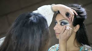 asian bridal makeup by mus arabic inspired