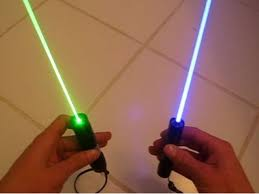 <b>Blue</b> Lasers vs. Green Lasers: Which are Better? - YouTube