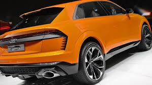2018 audi q8. beautiful audi 2018 audi q8 sport exterior throughout audi q8 6