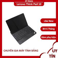 Bảng giá Laptop 2 in 1 Lenovo Think Pad 10 màn Full HD cảm ứng tháo rời  được lai máy tính bảng Phong Vũ