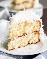 Coconut Cake Like Mother Like Daughter