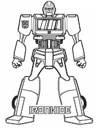 Small Picture Transformers 4 Coloring Pages for kidsFree Coloring Pages For Kids