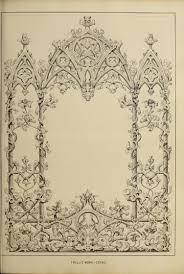 Ornamental Designs Photo Book The Tradesmans Book Of Ornamental Designs Drawings Design