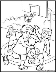 Small Picture Awesome Basketball Coloring Pages Printable Pictures Best For Kids