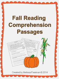 Autumn 4th Grade Reading Worksheet - printable reading worksheets ...