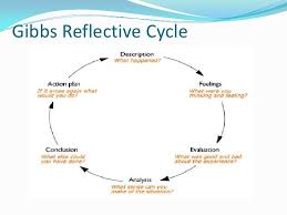 gibbs reflective cycle example edu essay