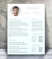 Free Modern Resume Template Word Modern Cv Template Word Free Download Doc Amp Cover Best Design