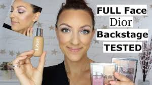 new dior backse collection review new dior face and body foundation review