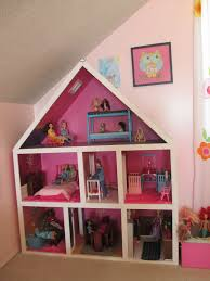 House Plan Doll For Barbie Admirable Kruses Workshop Building On Budget  house plan Doll House Plan