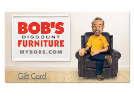 Bob s Discount Furniture Gift Card