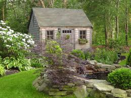Fairytale Backyards Magical Garden Sheds