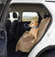 dog car seat covers grip tight quilted microfibre backseat protector orvis uk