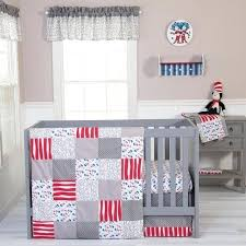 fascinating boy baby bedding all modern home designs small pic dr seuss crib target p