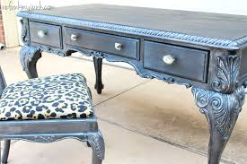silver painted furniture. How To Paint Furniture Silver Painted 2