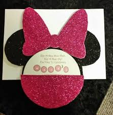 minnie mouse invitations diy with a stunning invitation templates specially designed for your invitation templates 10