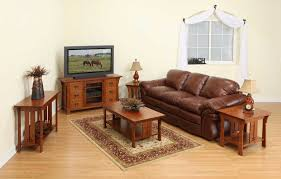 Mission Style Living Room Furniture Craftsman Living Room Furniture