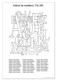 A collection of english esl alphabet worksheets for home learning, online practice, distance learning and english classes to teach about. English Esl The Alphabet Worksheets Most Downloaded 140 Results
