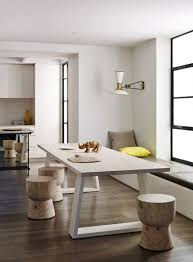 modern dining table lighting. 25 timeless minimalist dining rooms with modern tables table lighting p