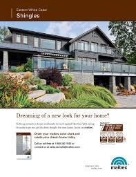Maibec Siding Colors Chart Spring 2012 Pages 1 50 Text Version Anyflip