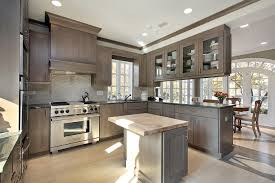 17 best ideas about gray stained cabinets on kitchen kitchen gray best stain