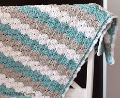 Sea Shell Afghan Crochet Pattern Custom Inspiration Design