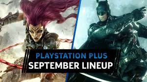 Check spelling or type a new query. Ps Plus Last Chance To Grab September S Free Ps4 Games Gamespot