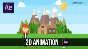 After Effects Animation After Effects Tutorial Easy 2d Animation