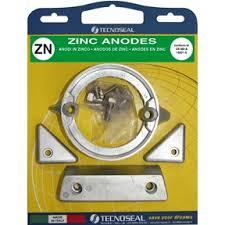 KITVOLVODP290-C - Tecnoseal Complete Zinc Anode Kit for Volvo Penta ...