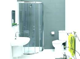 showers shower solutions for small spaces showers bathroom cabinet medium size wet room shower solutions for