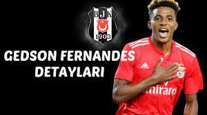 Gedson Fernandes Beşiktaş'a kiralanıyor mu? - YouTube