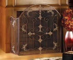 lsu fireplace screen fireplace screen western wrought iron fireplace screen custom fireplace