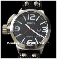 17 best images about left handed watches tag heuer uk navy world war 2 style mens watches date leather band for left handed people