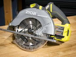 ryobi miter saw 7 1 4. ryobi p508 18v brushless circular saw miter 7 1 4