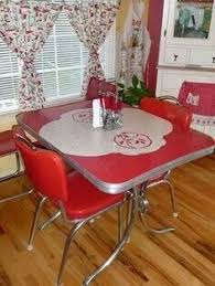 Small Picture 27 best Vintage dining table sets images on Pinterest Vintage