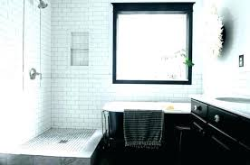 striped bathroom rug black and white accessories winsome medium size of dkny rooftop stripe bath ru