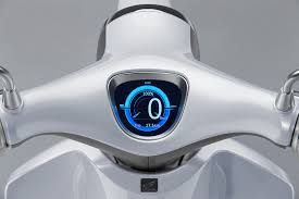 2018 honda ev. fine 2018 typical riding indications of the honda evcubu0027s digital instrument inside 2018 honda ev