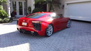 lexus lfa 2014 red. Delighful Lexus And Lexus Lfa 2014 Red L