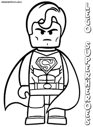 Small Picture Lego superheroes coloring pages Coloring pages to download and print