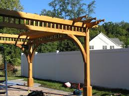 cedar pergolas and custom cedar pergola kits baldwin pergolas baldwin pergolas be able to install your pergola depending on where you are