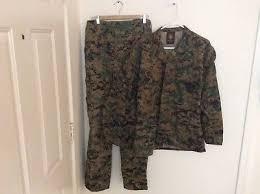 Usmc Marine Corps Marpat Woodland Gen3 G3 Combat Shirt