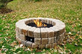 How To Build A Gas Fire Pit In 10 Steps The Outdoor Greatroom Company