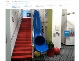 google slide in office. terrific google office slides luxury staircase with slide interior full size in