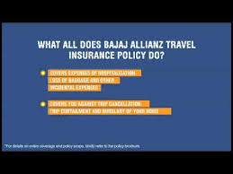 Corporate Travel Insurance Policy Online In India Bajaj