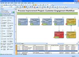 Microsoft Office Visio 2007 Create Data Connected Diagrams